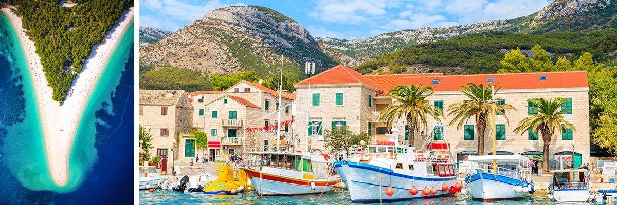 Bol (otok Brač) - Jednodnevni izlet iz Splita - Svaku Nedjelju